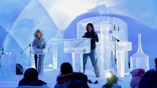 氷の楽器でコンサート!星野リゾート トマム「氷のコンサート」紹介動画