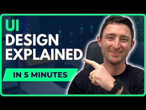 User Interface Design (UI) Explained For Beginners