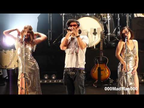 Brigitte - Ma Benz ft. Joey Starr - HD Live at Olympia (31 Oct 2011) (видео)