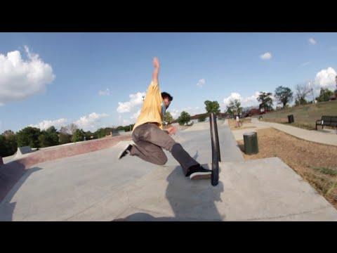 Skater Gets FREAKING LUCKY - Skate Slam