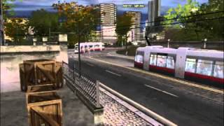 Видео Trainz: Classic Cabon City