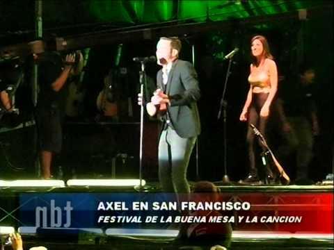 AXEL en San Francisco