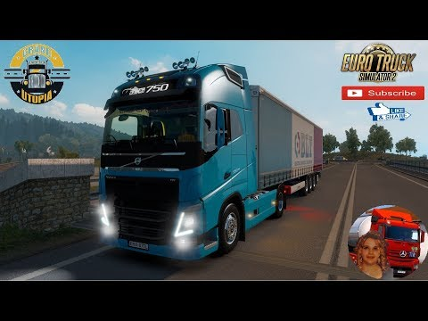 Volvo FH4 new version 1.36