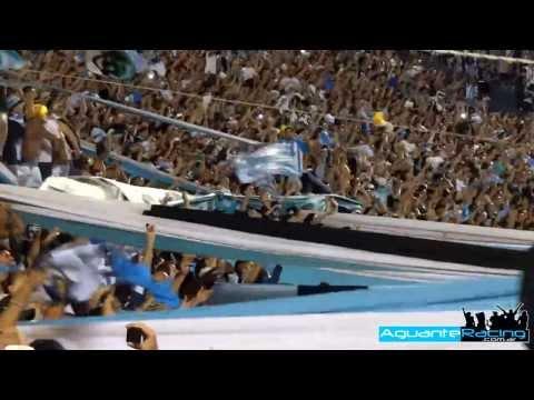 Video - Tenes que salir campeon T Final 2014 - La Guardia Imperial - Racing Club - Argentina