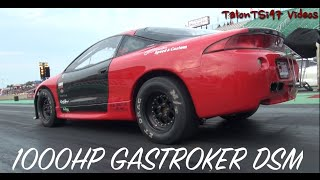 Pulling Wheels AWD! Insane DSM Launches | GASTROKER |