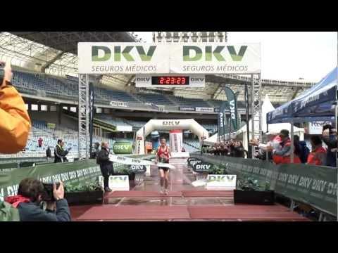 Los mejores momentos del 35 Marato?n internacional DKV de San Sebastián 2012