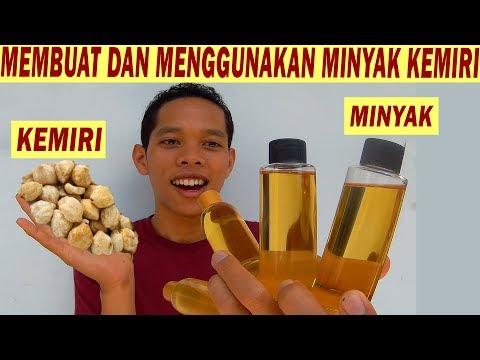 CARA MEMBUAT MINYAK KEMIRI #MINYAK_KEMIRI   how to make Candlenut oil