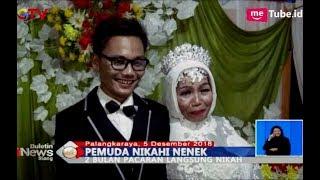 Download Video 2 Bulan Pacaran, Pemuda di Palangkaraya Menikahi Nenek Bercucu 10 - BIS 06/12 MP3 3GP MP4