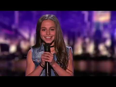 12 Year old raps Bodak Yellow By Cardi B on America's Got Talent Shocks Judges And Parents Cry