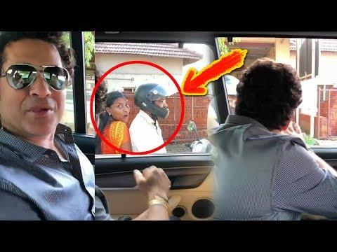 കേരളത്തില് എത്തി സച്ചിന് ചെയ്യ്തത് കണ്ടോ?  Kerala   Sachin Tendulkar