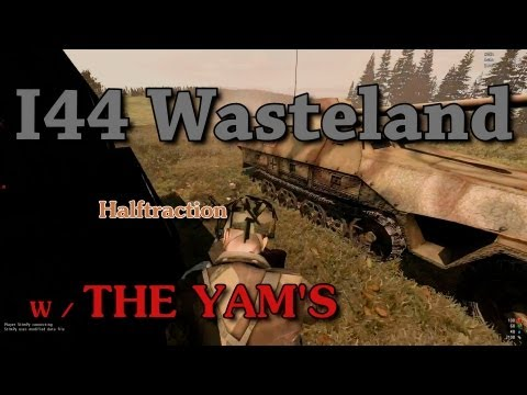 Wasteland Invasion 1944 :: EP 2 - Halftraction. (ARMA2)