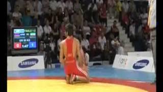 Narek Khachatryan (Armenia) vs Saman Morad Abdouli (Iran) - Bucharest 2011