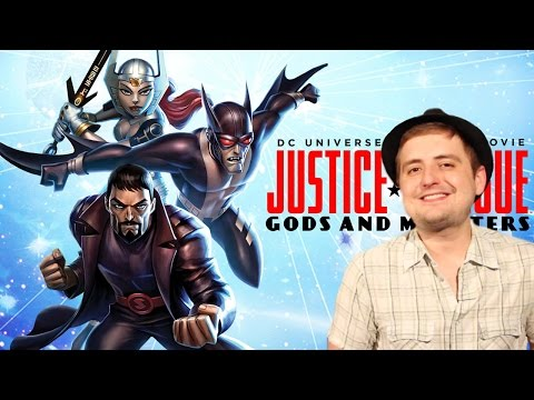 Justice League: Gods And Monsters / Crítica / Opinión / Reseña / Review
