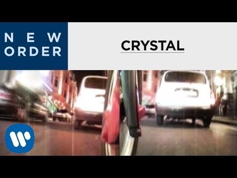 New Order - Crystal (Gina Birch Video)