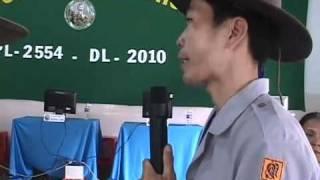 Hội thi Đường về Linh Thứu - Phỏng vấn Trưởng Ban Tổ Chức