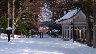 Koyasan (高野山), Headquarters of Shingon Sect of Japanese Buddhism