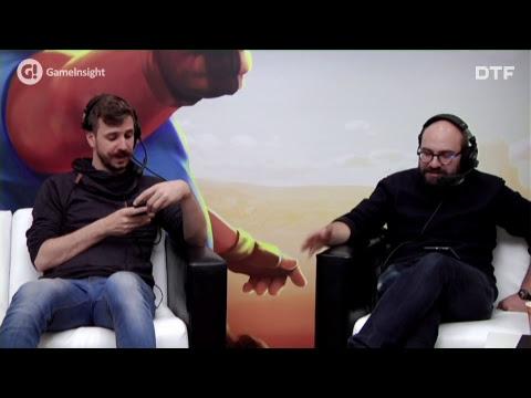 DevGAMM Moscow 2018. День первый