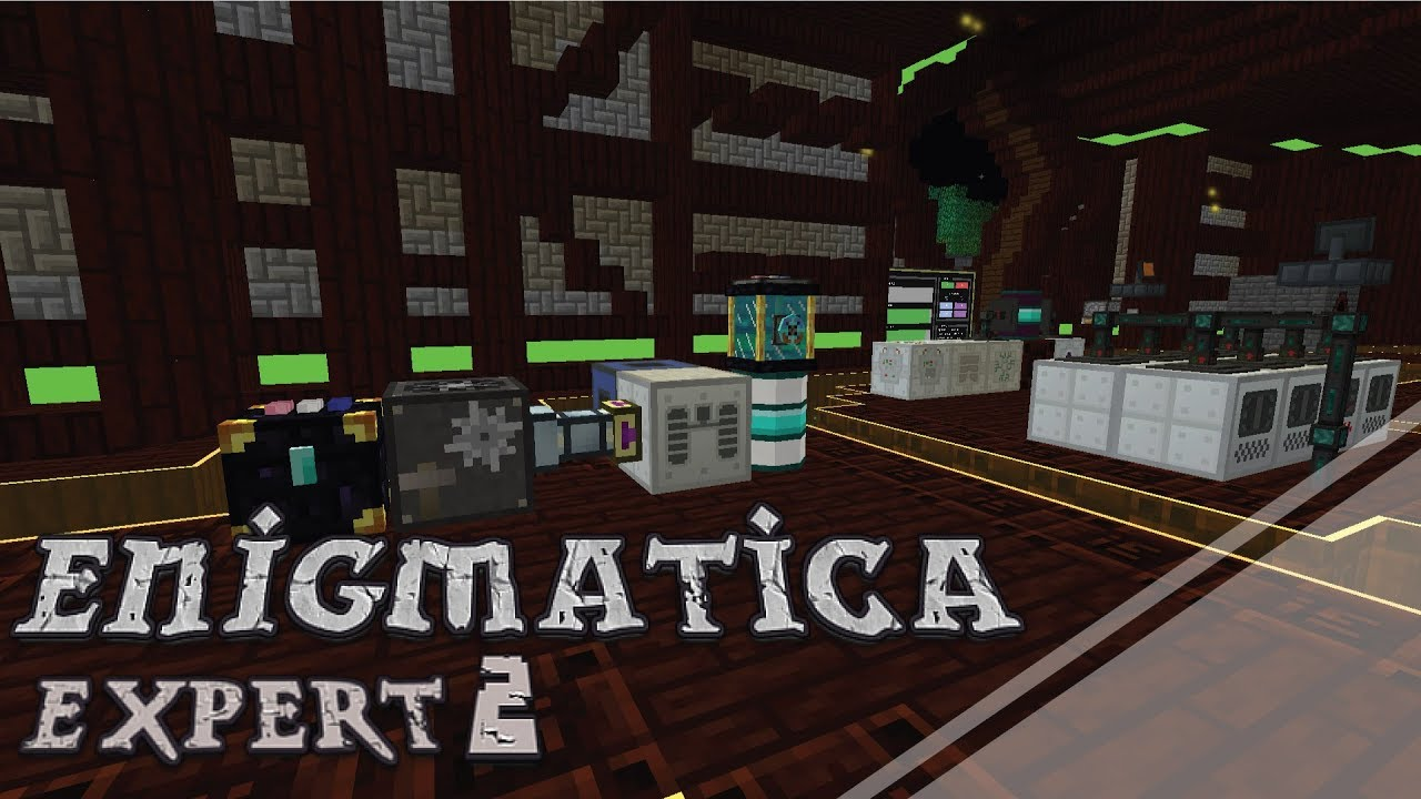 Enigmatica 2 Expert - 23 - IC2 SMALL AUTOMATION