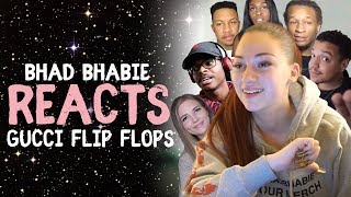 "Video Danielle Bregoli Reacts To BHAD BHABIE ""Gucci Flip Flops"" Roast and Reaction Vids MP3, 3GP, MP4, WEBM, AVI, FLV Agustus 2018"