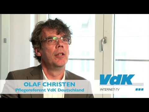 VdK-TV: Von Pflegestufen zu Pflegegraden – was ändert sich 2017 in der Pflegeversicherung?