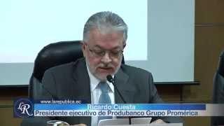 Video: El nuevo Produbanco - Grupo Promerica Más información: Todas sus entrevistas:...