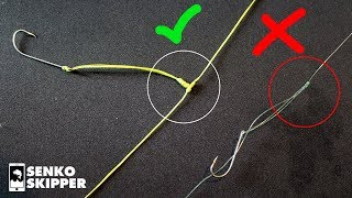 Video NO MORE TANGLED RIGS WITH THIS KNOT! T-Knot Tutorial MP3, 3GP, MP4, WEBM, AVI, FLV Maret 2019