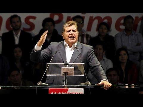 Υπέκυψε στα τραύματά του ο αυτόχειρας πρώην πρόεδρος του Περού…