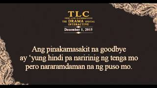 TLC The Drama Special Interactive (December 1, 2015)