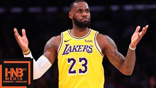 Los Angeles Lakers vs San Antonio Spurs Full Game Highlights | 10.22.2018, NBA Season