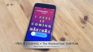 Download Lagu I Feel It Coming Ringtone (The Weeknd feat. Daft Punk Tribute Marimba Remix Ringtone) • Download Mp3