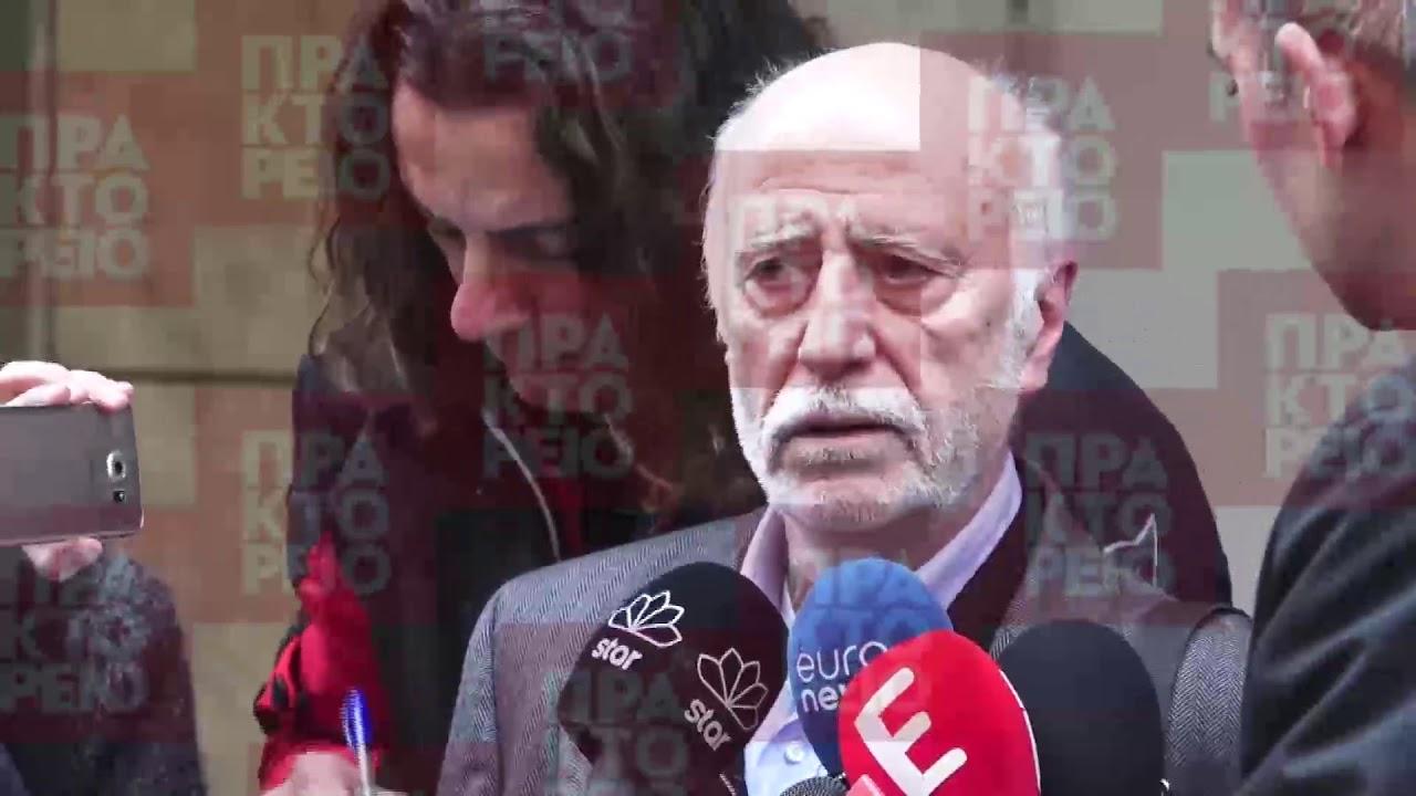 Δήλωση του εκπρόσωπου της Τηλεοπτικής Ελληνικής Α.Ε.  Μάκη Γιομπαζολιά για τις τηλεοπτικές άδειες