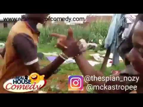 Deadly Handshake (Real House Of Comedy) (Nigerian Comedy)