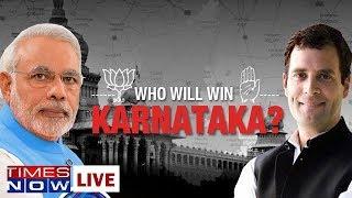 KARNATAKA ELECTIONS 2018 LIVE RESULTS waptubes