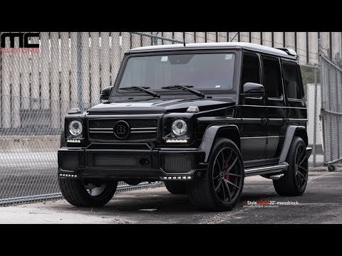 MC Customs Mercedes-Benz G63 AMG