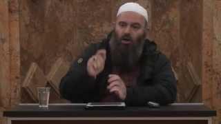 Gjynahet tua janë shkak pse ti vuan - Hoxhë Bekir Halimi