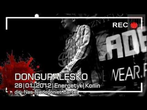 DonGURALesko - koncert - Konin 28.01.2012