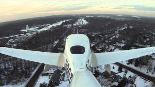 Spadaro low pass RV6 and SR-20 formation