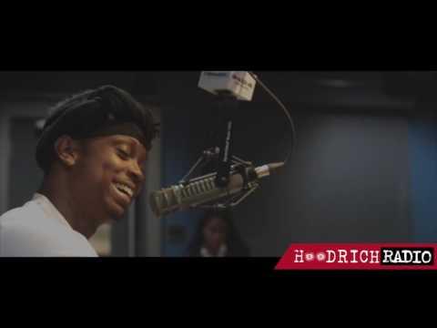 Snypa Interview on Hoodrich Radio w/ DJ Scream