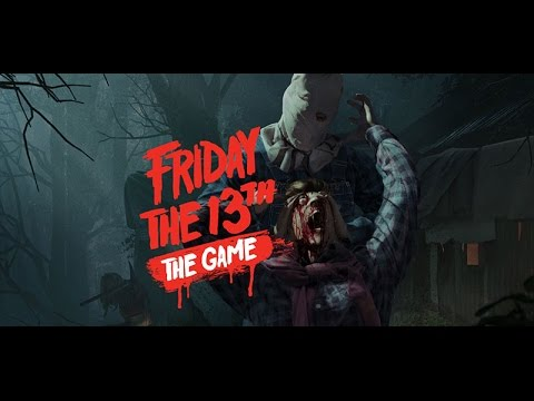 Пятница 13е Friday the 13th The Game запись стрима