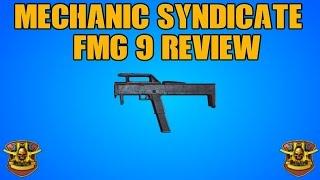 Mechanic Syndicate FMG 9 Review-Battlefield Hardline