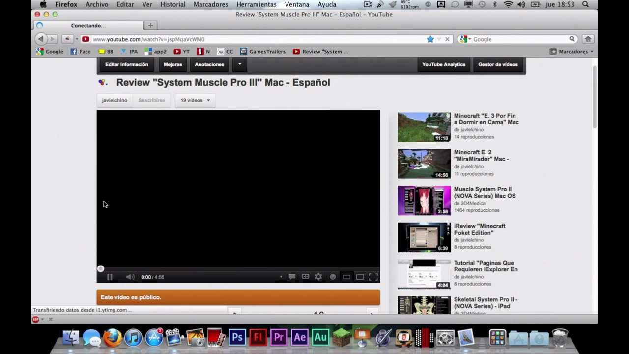 "Tutorial ⎪ Firefox  ""Descargar Videos de Facebook, Youtube, Etc."" ⎪ Mac//Windows – Español"