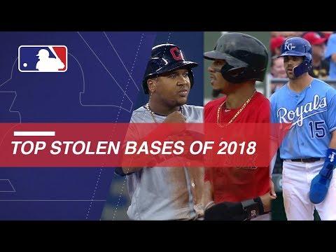 Video: Ramirez, Betts, Merrifield highlight the top stolen bases of 2018