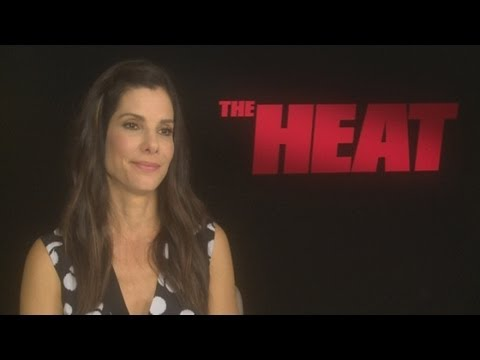 Sandra Bullock talks women in comedy and the finer points of blowing a peanut out of your nose