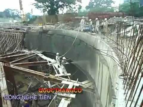 Chống thấm ngược tầng hầm.Waterproofing basement – quocthangco