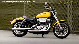 6. 2018 Harley Davidson Sportster Superlow – Engine