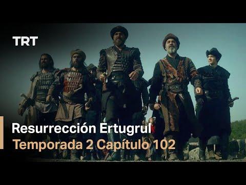 Resurrección Ertugrul Temporada 2 Capítulo 102