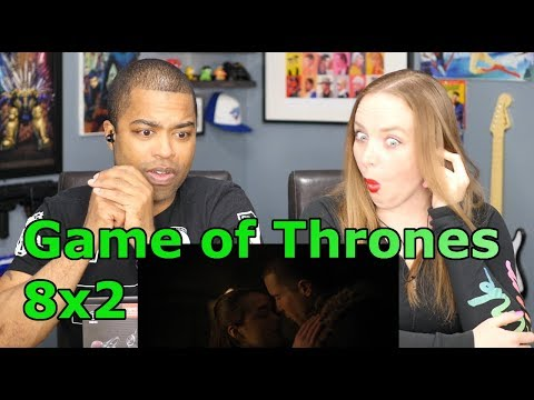 "Game of Thrones 8x2 ""A Knight of the Seven Kingdoms"" (REACTION 🔥)"