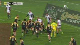 Hurricanes v Sharks Quarter Final 2 2016 | Super Rugby Video Highlights
