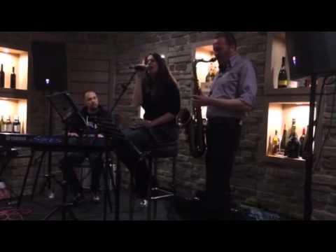 Sonics Duo in concerto al Ristorante Alfio