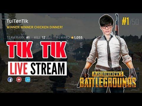 FFQ Tik | Battleground 25/7 Một ngày mới